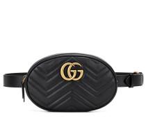 Gürteltasche GG Marmont aus Leder