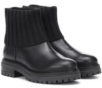 Ankle Boots Amaca aus Leder