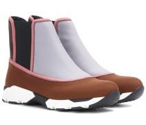 Sneakers aus technischem Gewebe