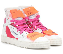 Exklusiv bei Mytheresa – High-Top-Sneakers aus Leder