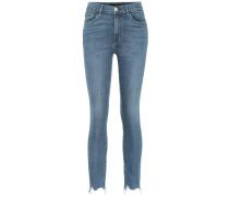 Mid-Rise Skinny Jeans Alcott