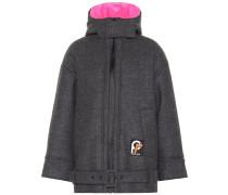 ef17b64c2cb52 Jacke aus Wolle. Prada