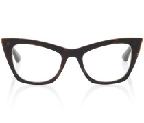Cat-Eye-Brille Showgoer