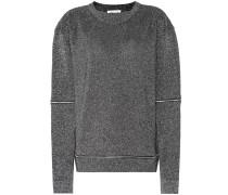 Verziertes Sweatshirt