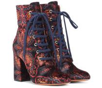 Exklusiv bei mytheresa – Ankle Boots aus Samt