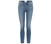 Mid-Rise Skinny Jeans The Stiletto