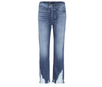 Cropped Boyfriend-Jeans W3 Higher Ground