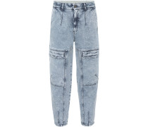 Jeans Leane aus Stretch-Baumwolle