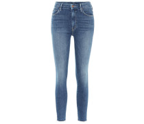 High-Rise Skinny Jeans Looker