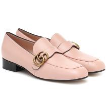 Loafers GG Marmont aus Leder