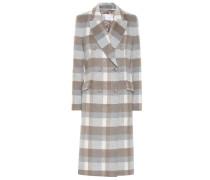 Mantel Vivian aus einem Wollgemisch