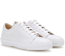 Leder-Sneakers Steffi