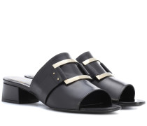 Sandalen Rabat aus Leder