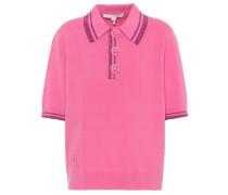 Verziertes Poloshirt