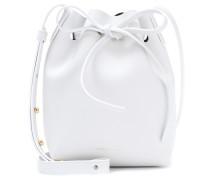 Bucket-Bag Mini Mini aus Leder