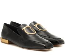 Loafers Lana aus Leder