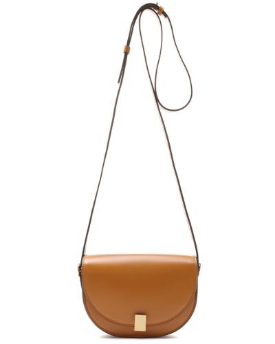 Victoria Beckham Damen Schultertasche Nano Half Moon Box Kosten Verkauf Online 1Sm4d5w