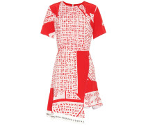 Minikleid Tournelle aus Seide