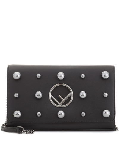 Fendi Damen Schultertasche Wallet on Chain aus Leder Kaufen Billig Kaufen Steckdose Online Mode-Stil Zu Verkaufen Angebote Zum Verkauf wcwcU