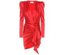 Kleid aus Stretch-Seide