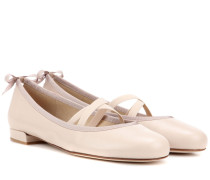 Ballerinas Bolshoi Bambina aus Leder
