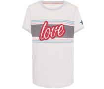 T-Shirt Naughty Lovestars aus Baumwolle