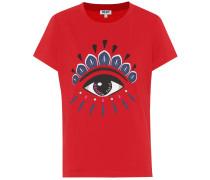 T-Shirt Eye aus Baumwolle