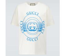 Bedrucktes T-Shirt Record