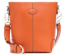 Bucket-Bag D Small aus Leder