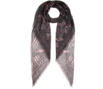 Schal aus einem Cashmere-Gemisch