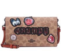 X Disney® Schultertasche Grumpy aus Leder