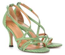 Sandalen Wilma aus Leder