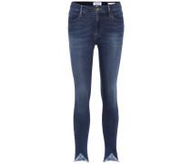 Jeans Le High Skinny mit Baumwollanteil
