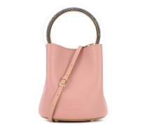 Bucket-Bag Pannier Small aus Leder