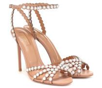 Sandalen Pearl 105 aus Leder
