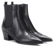 Ankle Boots Austin aus Leder
