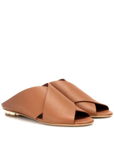 Billig 100% Garantiert Auslass Finish Salvatore Ferragamo Damen Sandalen Lasa 10 aus Leder Günstig Kaufen Finden Große Kaufen Sie Günstig Online Einkaufen Neu lxFFwcwA