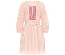 Kleid Nefasi aus einem Baumwollgemisch