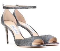 Sandalen Annie 85 aus Lurex