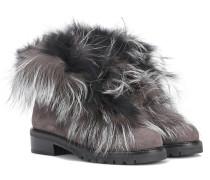 Boots Befoxy Londra mit Pelz