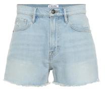 High-Rise Jeansshorts Le Vintage