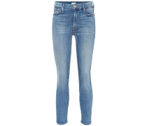 Jeans The Looker aus Stretch-Baumwolle
