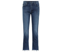 High-Rise Straight Jeans The Tomcat
