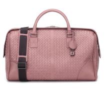 Reisetasche aus Intrecciato-Leder