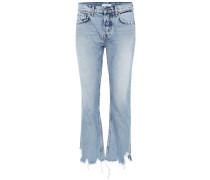 High-Rise Bootcut Jeans Tatum