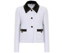 Verzierte Jacke aus Cady