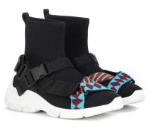 Sneakers aus Neopren