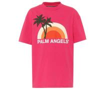 T-Shirt Rainbow aus Baumwolle