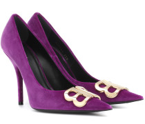 Pumps BB aus Samt