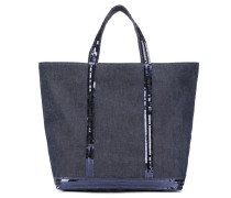Shopper Cabas Medium aus Denim